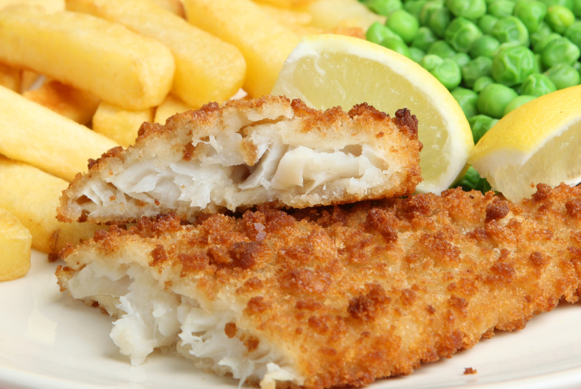 Fish And Chip Restaurant Swansea